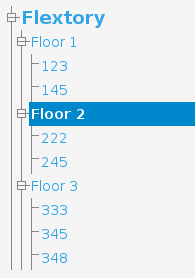 Categories by Floor