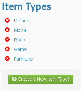 Inventory Anything By Using Custom Item Types